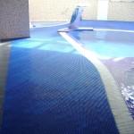Модульное ПВХ покрытие для душевых и бассейнов