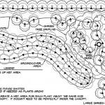 Схема полива огорода
